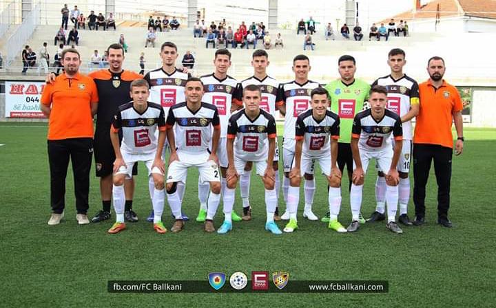 FC Ballkani – Junioret Shpallen Kampion në Superligen e Kosovës në Futboll