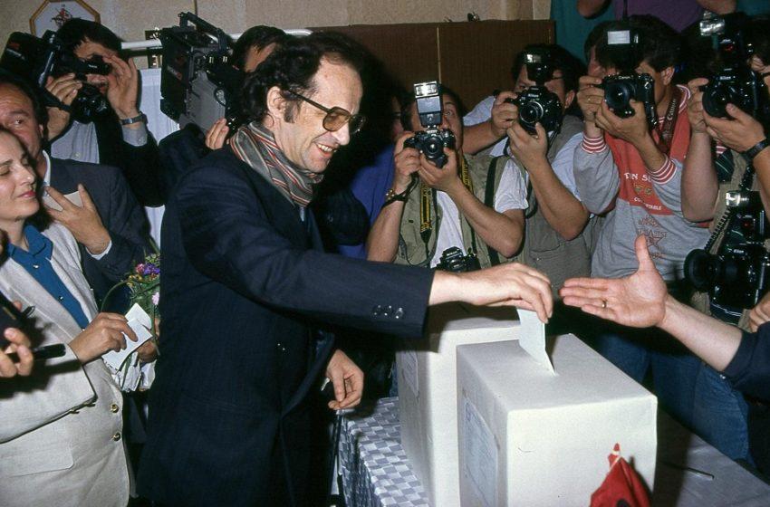 Sot 28 vjet më parë Ibrahim Rugova u zgjodh President