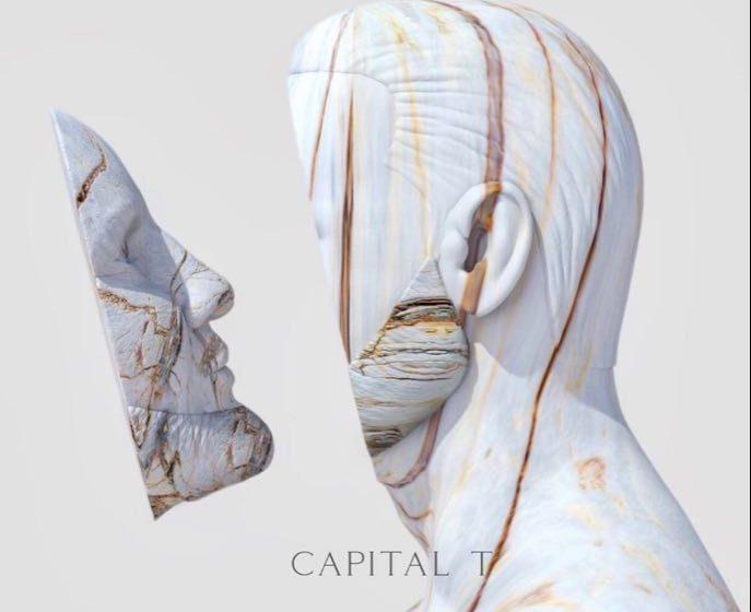 """Ledri Vula pjese e albumit """"Skulpture"""" nga Capital T"""