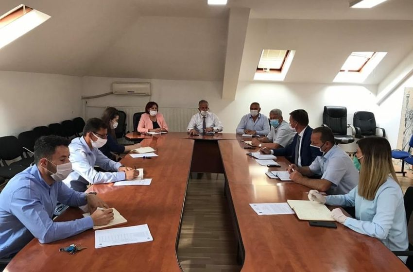U mbajt takimi i rregullt i Këshillit të drejtorëve komunal