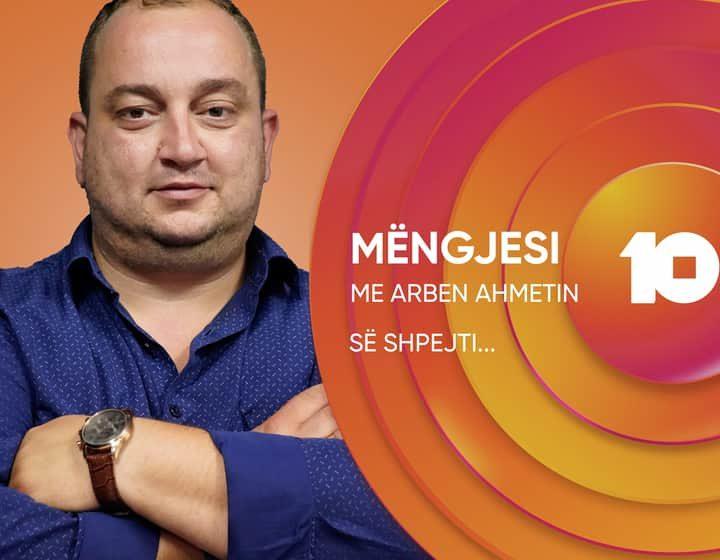 """Arben Ahmeti nga """"Zyra e Ankesave"""" kalon në """"Mëngjesi """" në Kanal 10"""