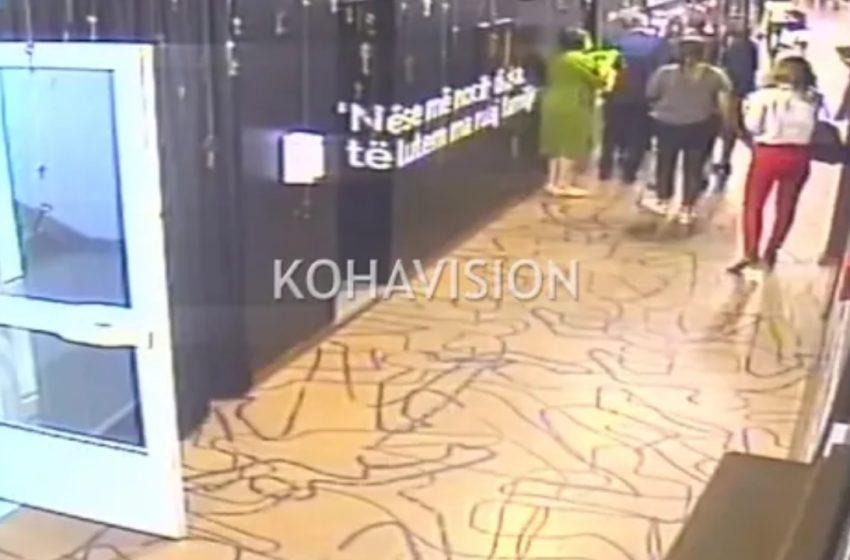 Dalin pamjet e përleshjes në Kuvend