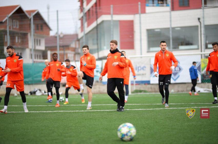 Nëse ballkani shpallet kampion, do të luaj kundër kampionit të Andorrës