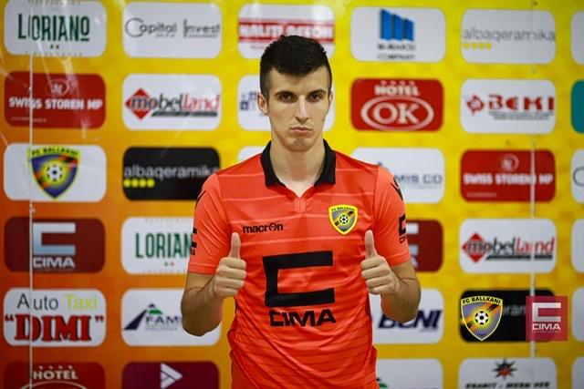 Bosnjak, lojtari më i ri i Ballkanit