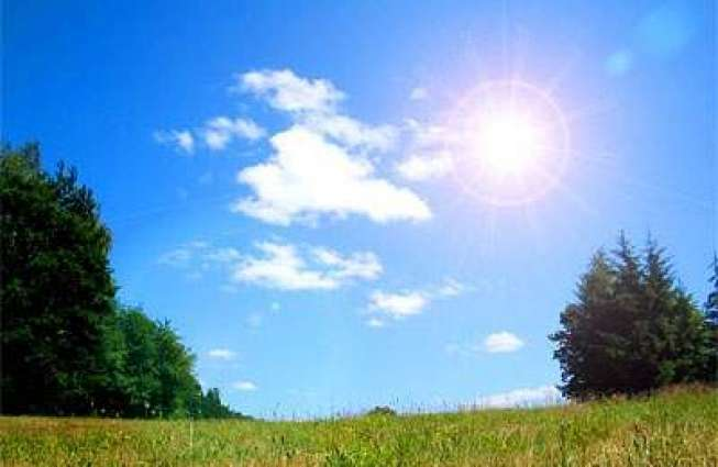 Sot do të mbajë mot me diell!