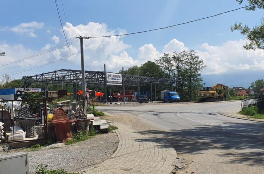 LDK në Suharekë: Ndërtimet ilegale vazhdojnë, Bali Muharremaj heshtë!