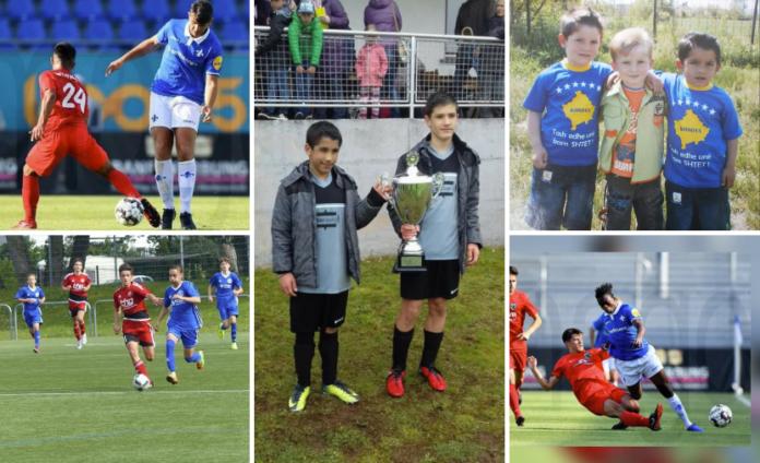 Vëllezërit binjakë nga Kosova po shkëlqejnë në Gjermani: Kërkohen nga Shqipëria, por duan vetëm fanellën Dardane