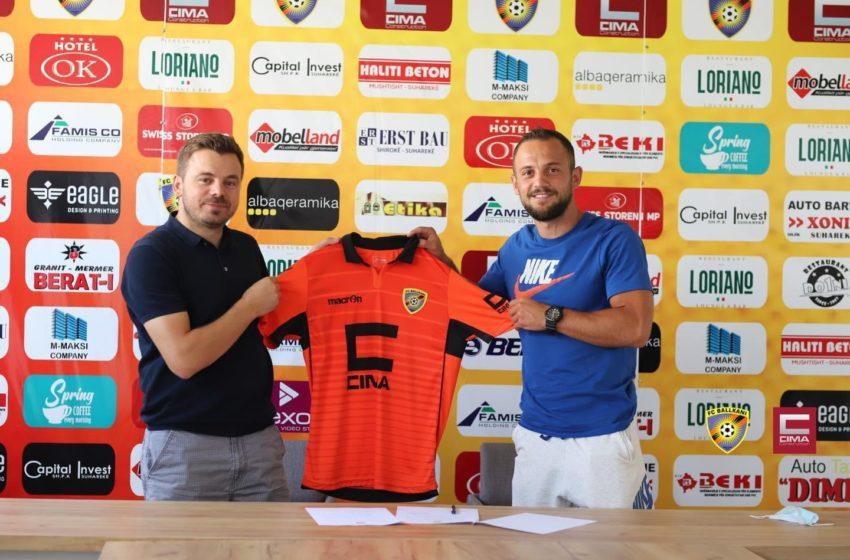 FC Ballkani fillon me përforcimet, sot nënshkruan kontratë 2 vjeçare dy lojtarë