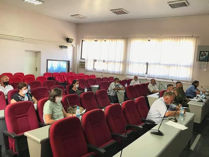 Këshilli Komunal për Siguri në Bashkësi ka mbajtur takimin e radhës