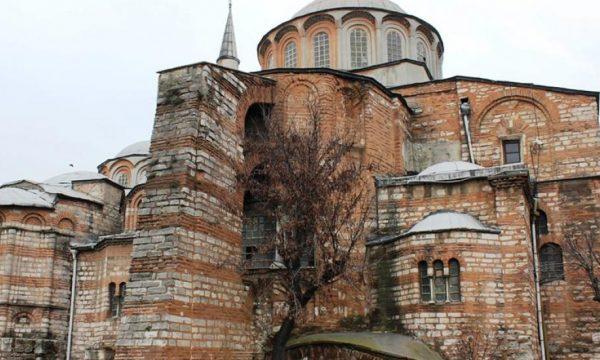 Erdogan e shndërron në xhami edhe një tjetër kishë të Stambollit