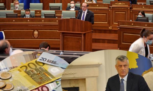 Ligji i Buxhetit të rishikuar është dërguar në Presidencë, a do ta kryejë Qeveria pagesën 170-euroshe?