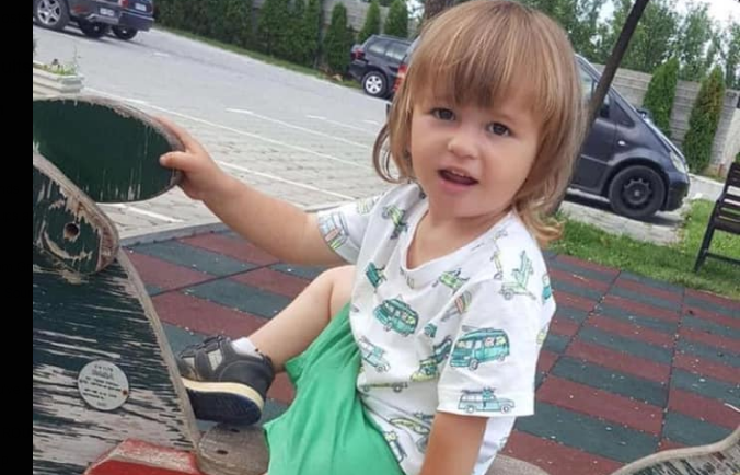 U gjet fëmiu 2 vjeçar nga Malisheva