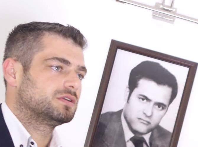 Reagon djali i Ukshin Hotit pas publikimit të dokumenteve për vrasjen e tij