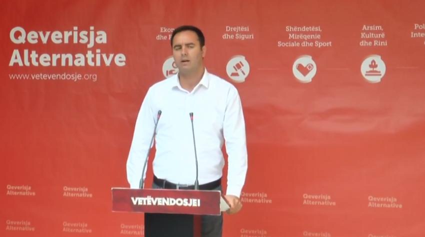 Konjufca: Hapja e 58 shtëpive sot në veriun e Kosovës nga Serbia, s'është e rastësishme
