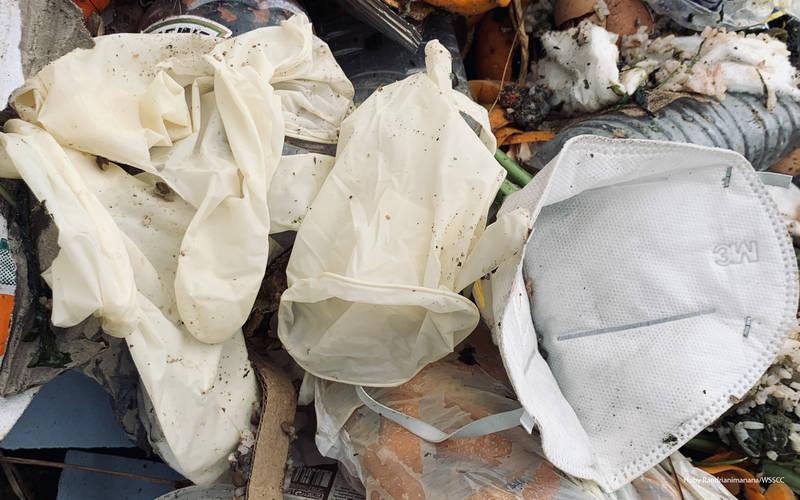 Ku përfundojnë mbeturinat mbrojtëse anti-COVID-19