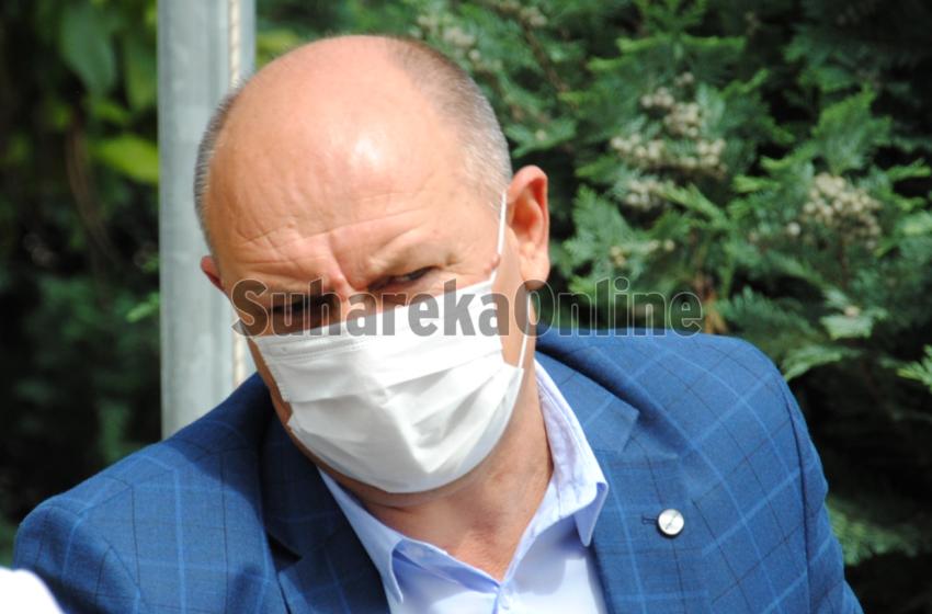 Nexhati i 'harruar', ministri Vesel Krasniqi nuk e fton në vizitën e tij zv.ministrin nga Suhareka!