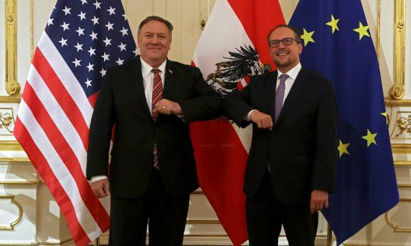 Pompeo e Schallenberg: Mbështesim dialogun Kosovë-Serbi dhe integrimin e të dy shteteve në instancat euro-atlantike