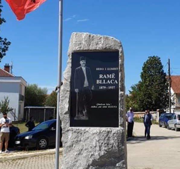 LDK Suharekë: Në nderim të Heroit të Kombit Ramë Bllaca!
