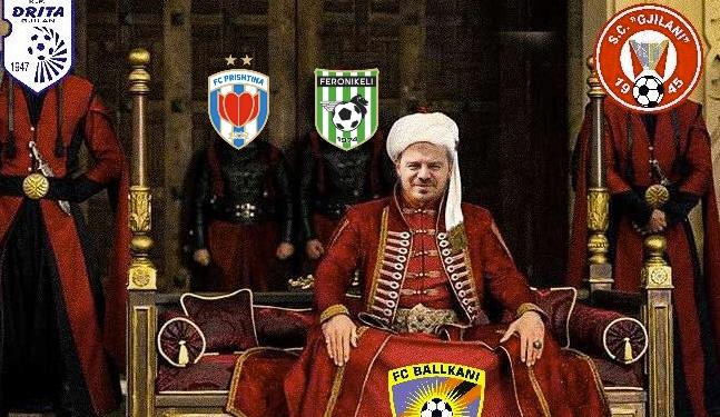 Sulltani i Superligës së Kosovës: Kanë po do, po e merr, kërkush jo nuk po i thotë!