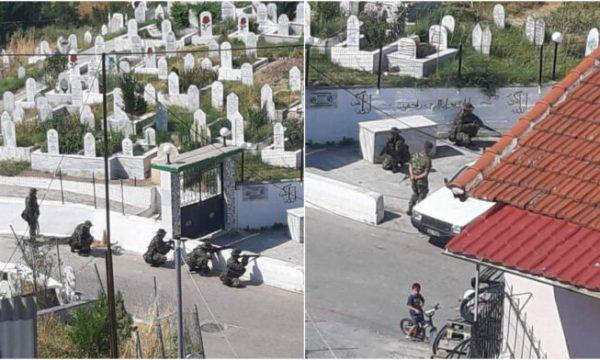 Tensionet po rriten: Ushtria greke futet në një fshat të Turqisë