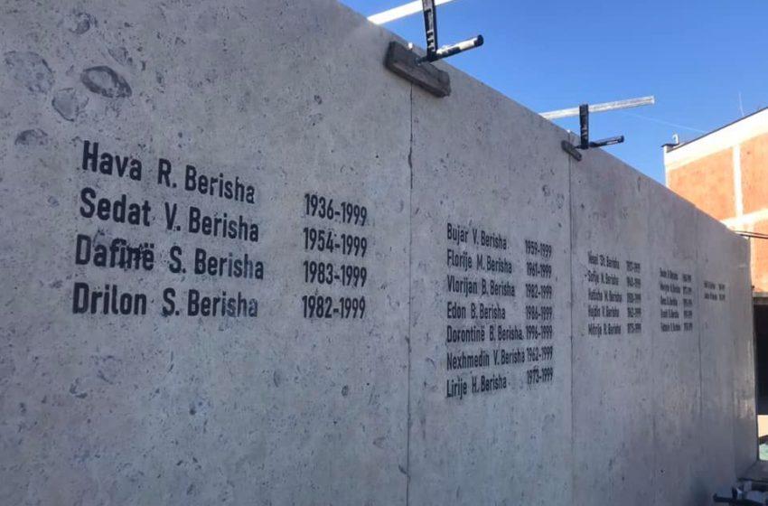 Nga lufta e fundit në Kosovë në Komunën e Suharekës u vranë 76 fëmijë, ende nuk dihet për fatin e 28 të tjerëve