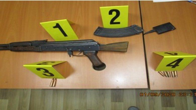 Të shtëna me armë në Vushtrri, konfiskohet një armë