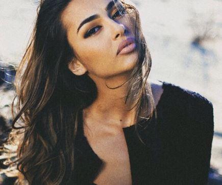 Adrola Dushi, jo rastësisht femra më e bukur në shqiptari