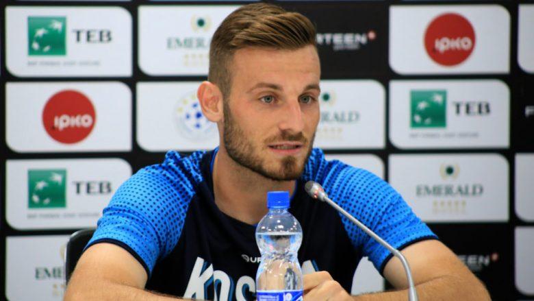 """Fidan Aliti: Nëse """"Dardanët"""" do të lejoheshin në Itali, do të ishte sikur të luanim në Kosovë"""