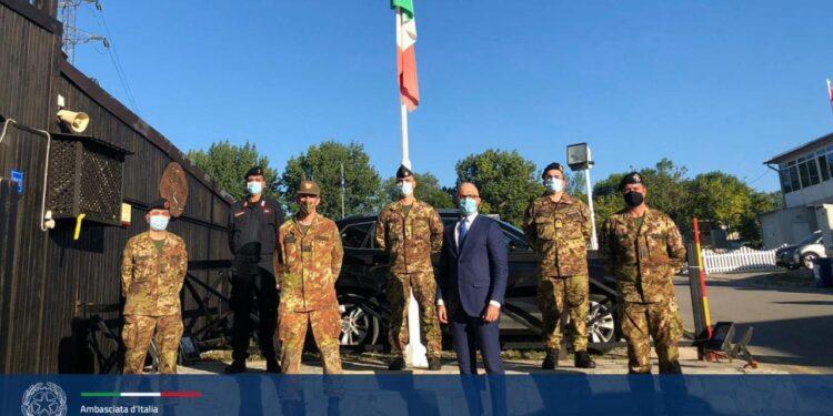 Profesionistët shëndetësorë nga Italia arrinjë në Kosovë