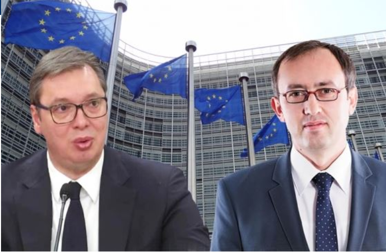 Në Bruksel do të flitet për Asociacionin e komunave me shumicë serbe
