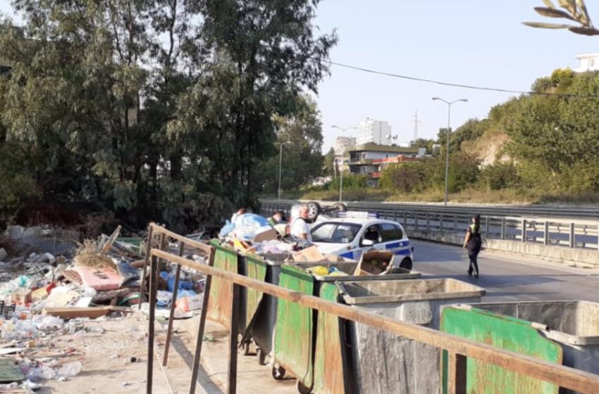 Makinat me targa të Kosovës përplasen rëndë në plazhin e Durrësit