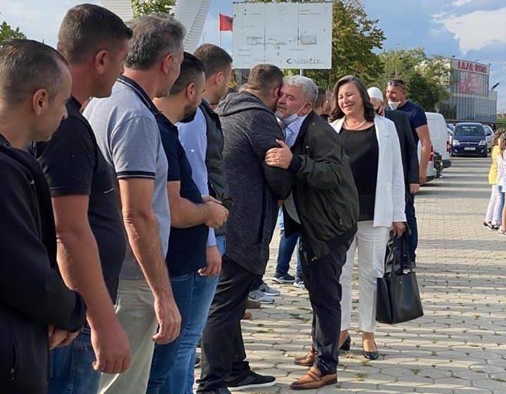 Lirohet nga burgu ish-pjesëtari i UÇK-së Xhemshit Krasniqi
