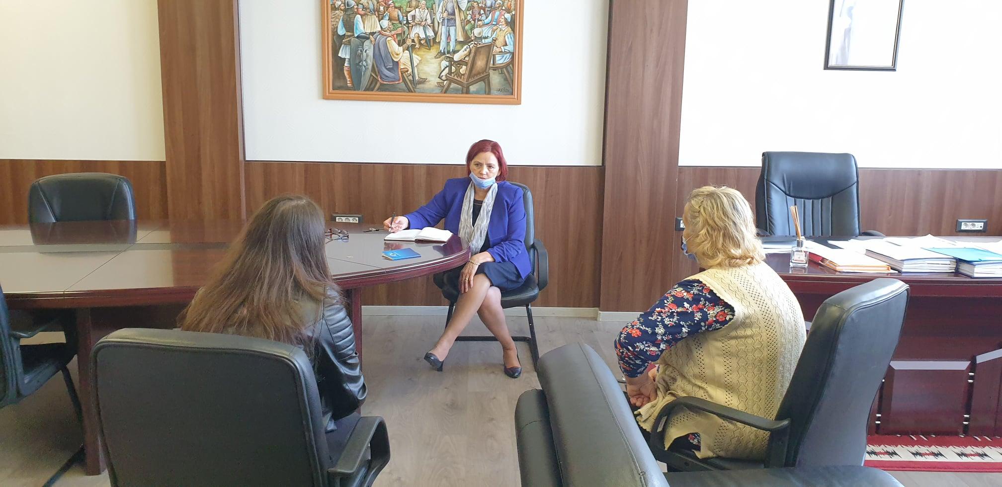 Komuna Suharekë: Edhe sot kanë vazhduar takimet me qytetarë