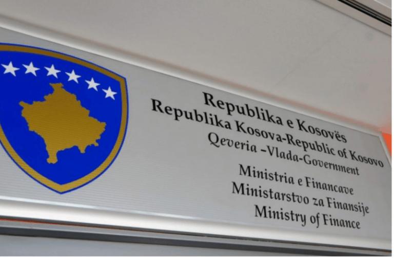 Njoftim shumë me rëndësi nga Ministria e Financave