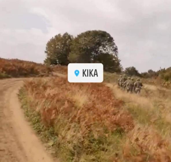 Xhandarmëria Serbe futet në fshatin Kikë të Kamenicës