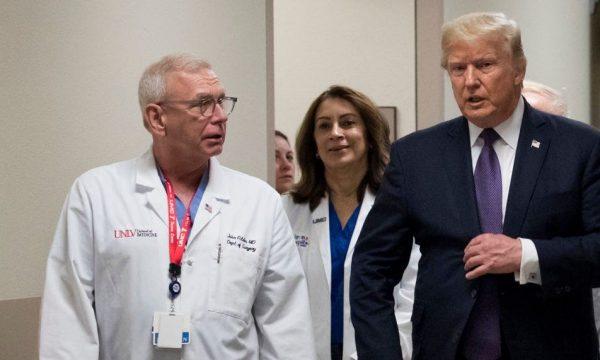 Trump: Mjekët marrin më tepër para nëse deklarojnë më shumë të vdekur nga Covid-19