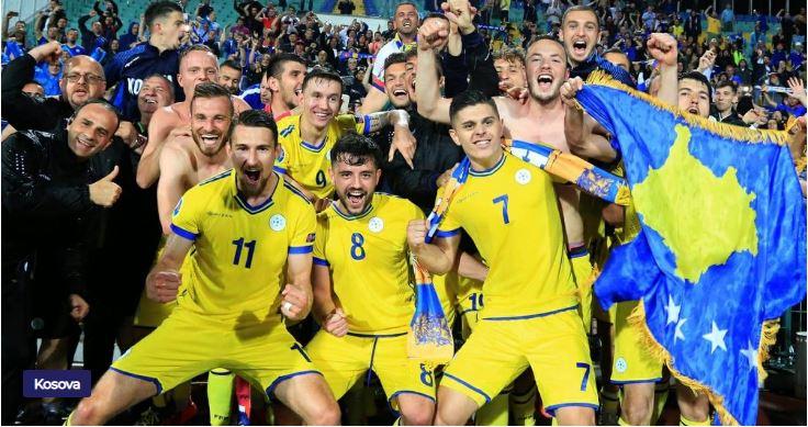 Të gjithë lojtarët dhe stafi i Kosovës dalin negativ në testet për COVID-19