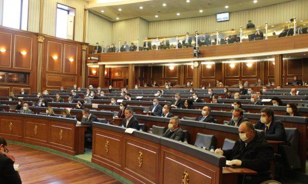Kuvendi miraton me 64 vota për, ndarjet buxhetore për buxhetin e vitit 2021
