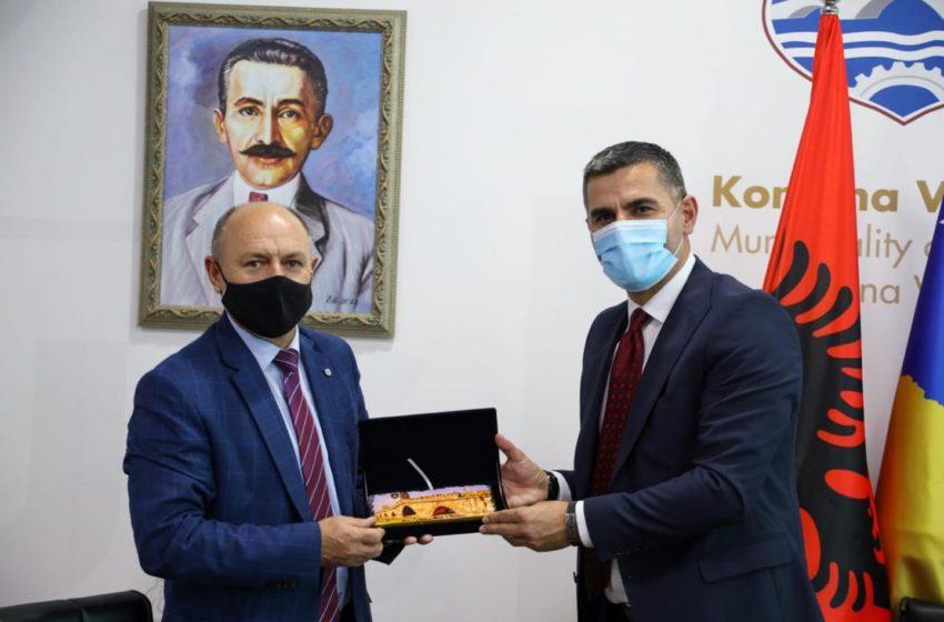 Zv.ministri Nexhat Ramadani viziton Komunën e Vushtrisë
