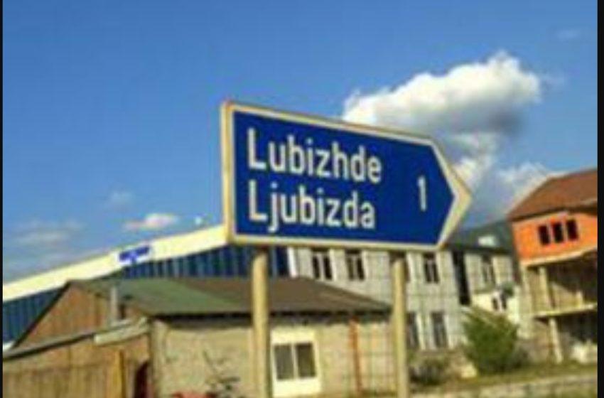 Një punëtor lëndon dorën në një punëtori në Lubizhdë