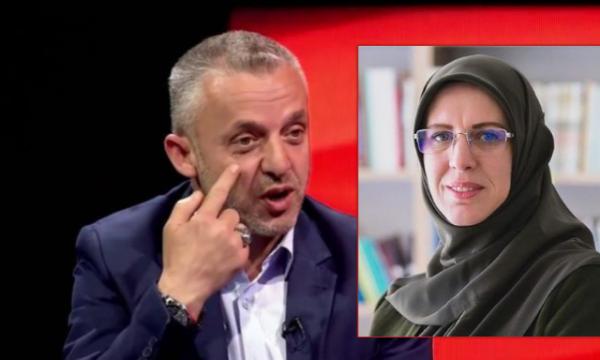 Halil Kastrati, i pergjigjet kritikave të Ikballe Hudutit
