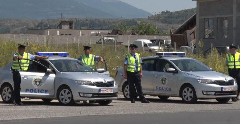 Në 24 orët e fundit, Policia e Kosovës shqipton 1 mijë e 556 gjoba