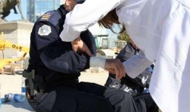 Suharekë: Sulmohen fizikisht dy policë