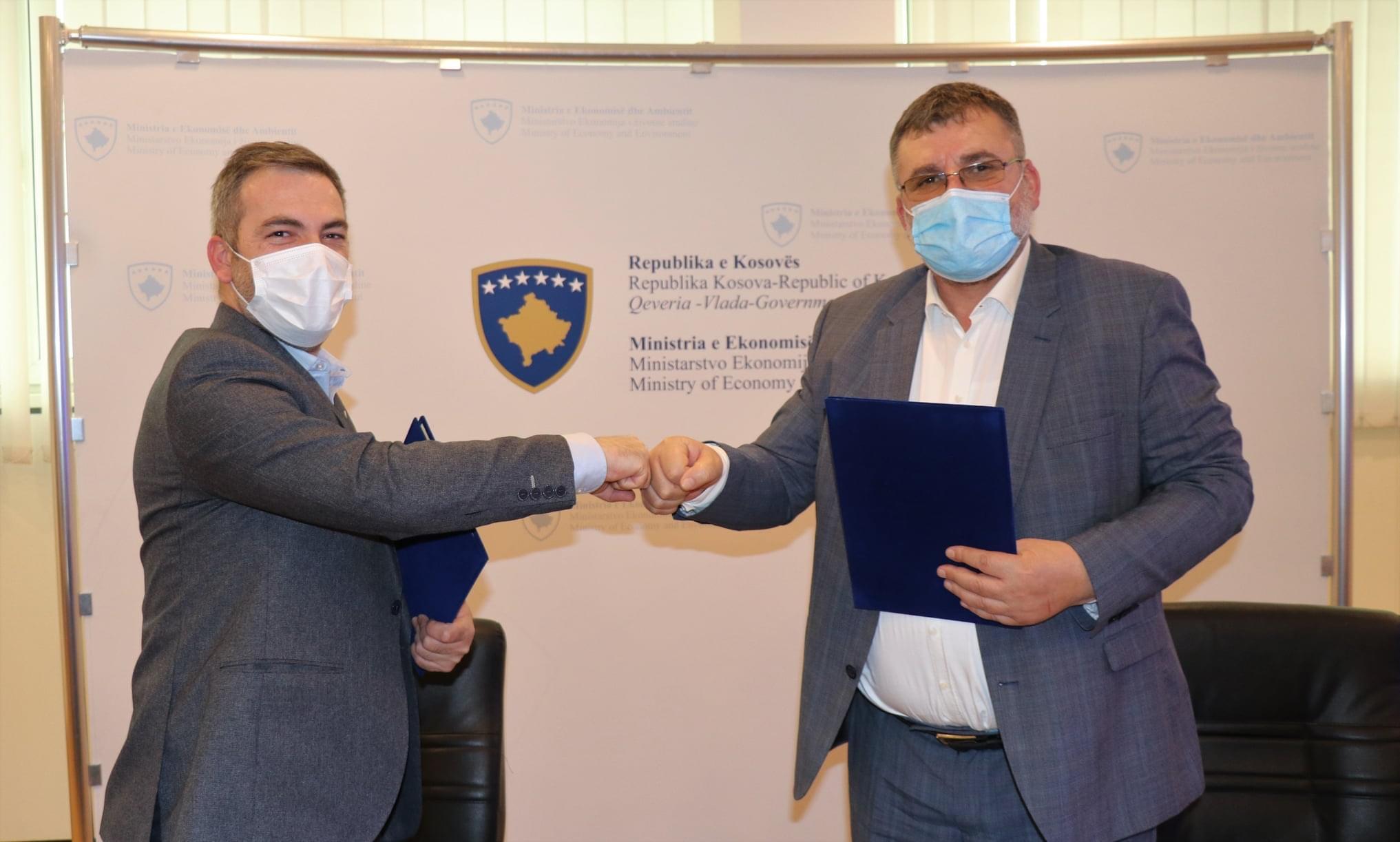 Ministri Kuçi subvencionon Parkun e Inovacionit me 2 milion Euro