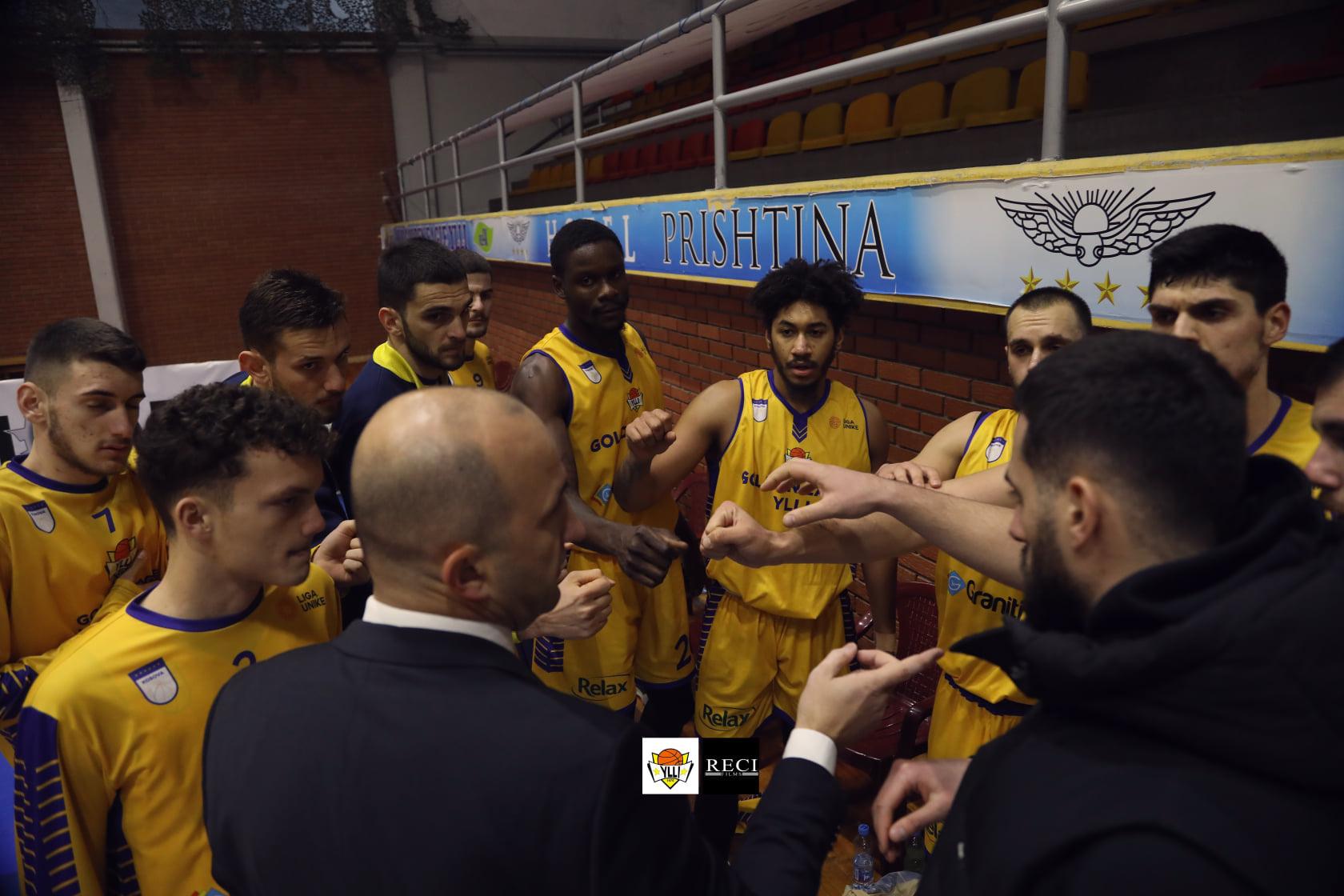 Golden Eagle YLLI mbosht Sigal Prishtinën