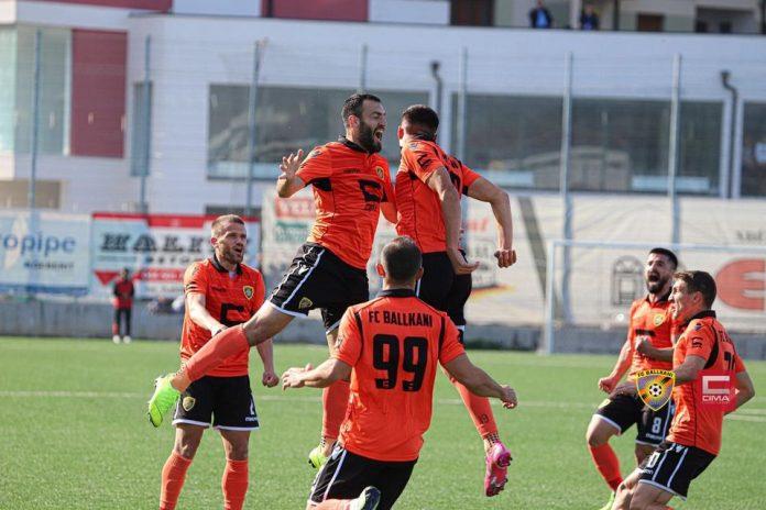 Reagim nga FC Ballkani