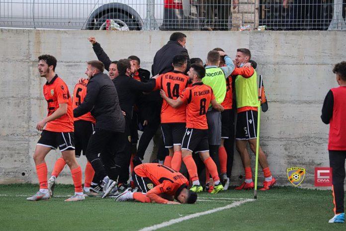 Ballkani e mposhtë në miqësore skuadrën evropiane me vlerë gati 4 herë më të madhe