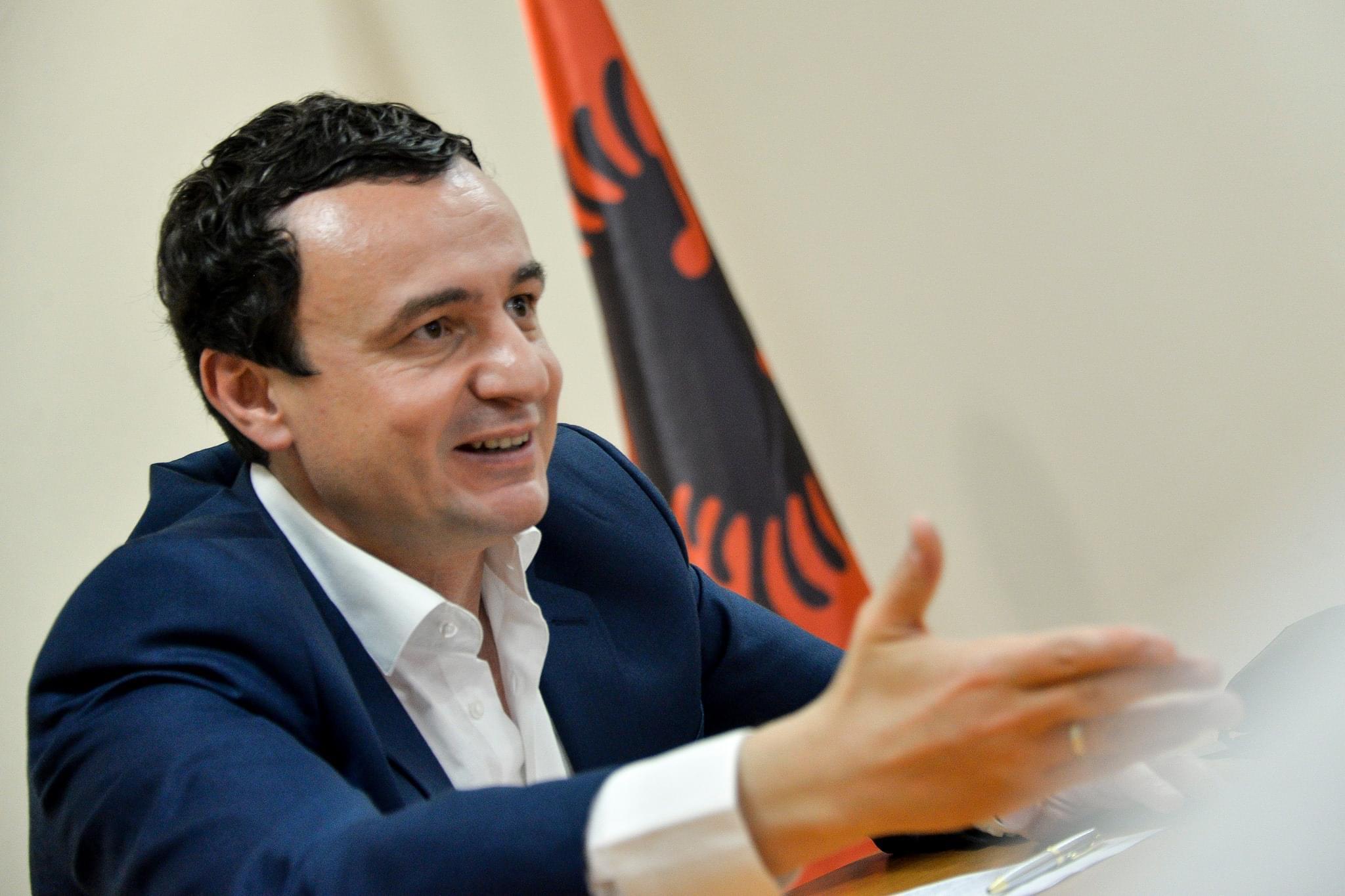 Albin Kurti, nuk mund të marr pjesë në zgjedhjet e ardhshme
