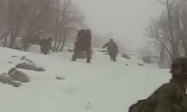 Publikohen pamje nga beteja e Pashtrikut, ku ra Mujë Krasniqi dhe 41 ushtarë të tjerë