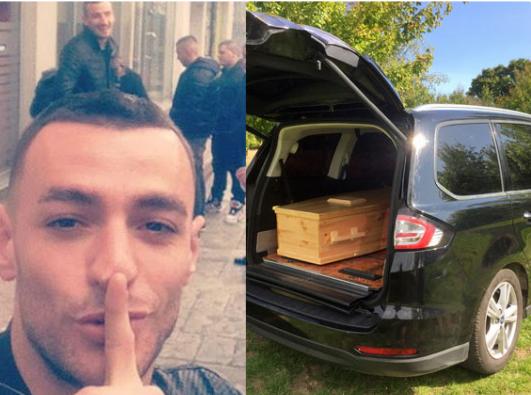 Stresi tregon si u arratis në Kosovë me makinë për funerale